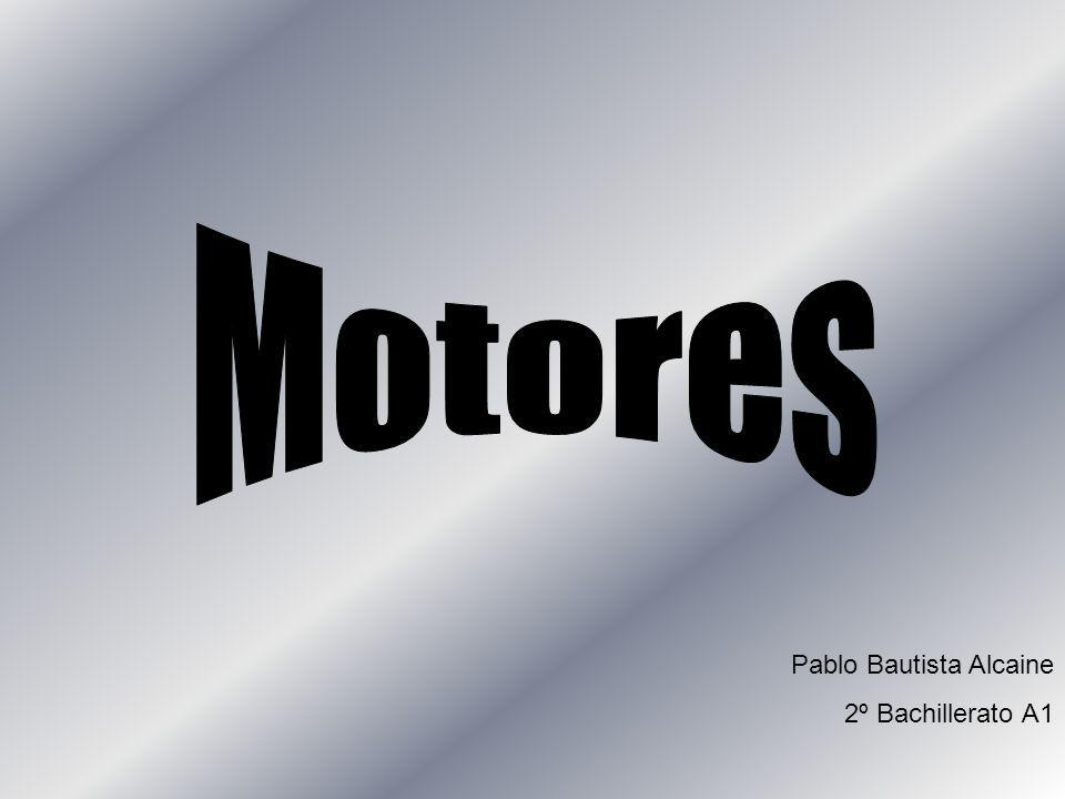 Motores Pablo Bautista Alcaine 2º Bachillerato A1