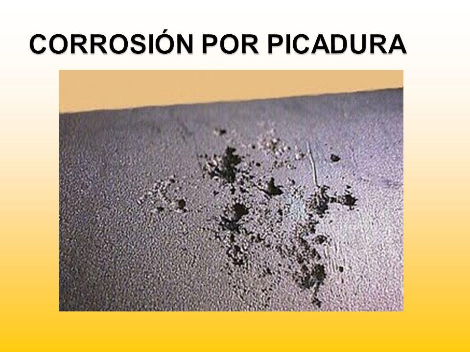 CORROSIÓN POR PICADURA