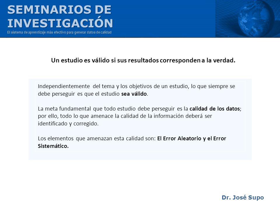 SEMINARIOS DE INVESTIGACIÓN