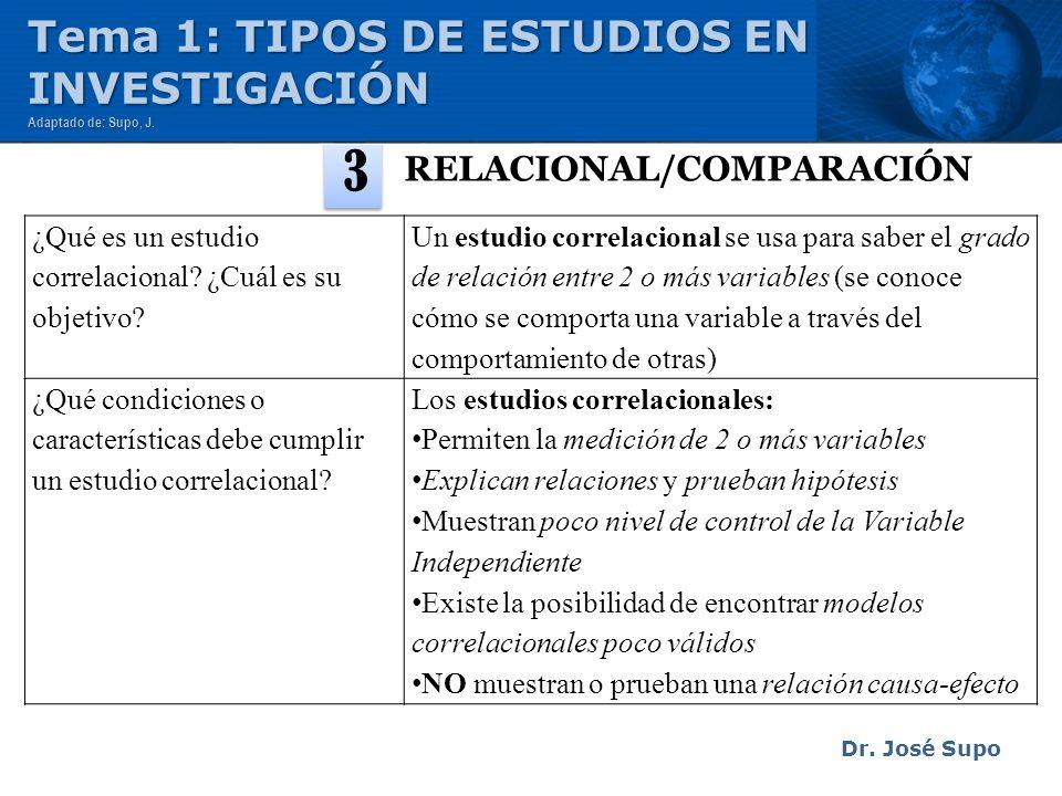 RELACIONAL/COMPARACIÓN