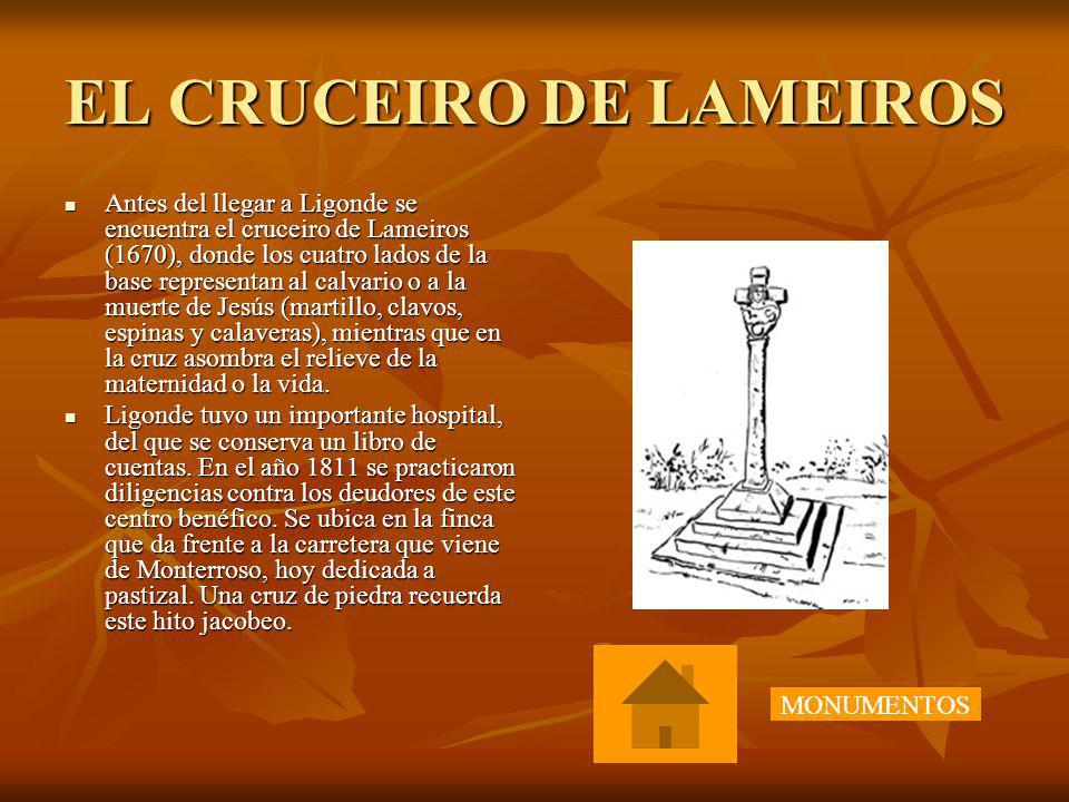 EL CRUCEIRO DE LAMEIROS