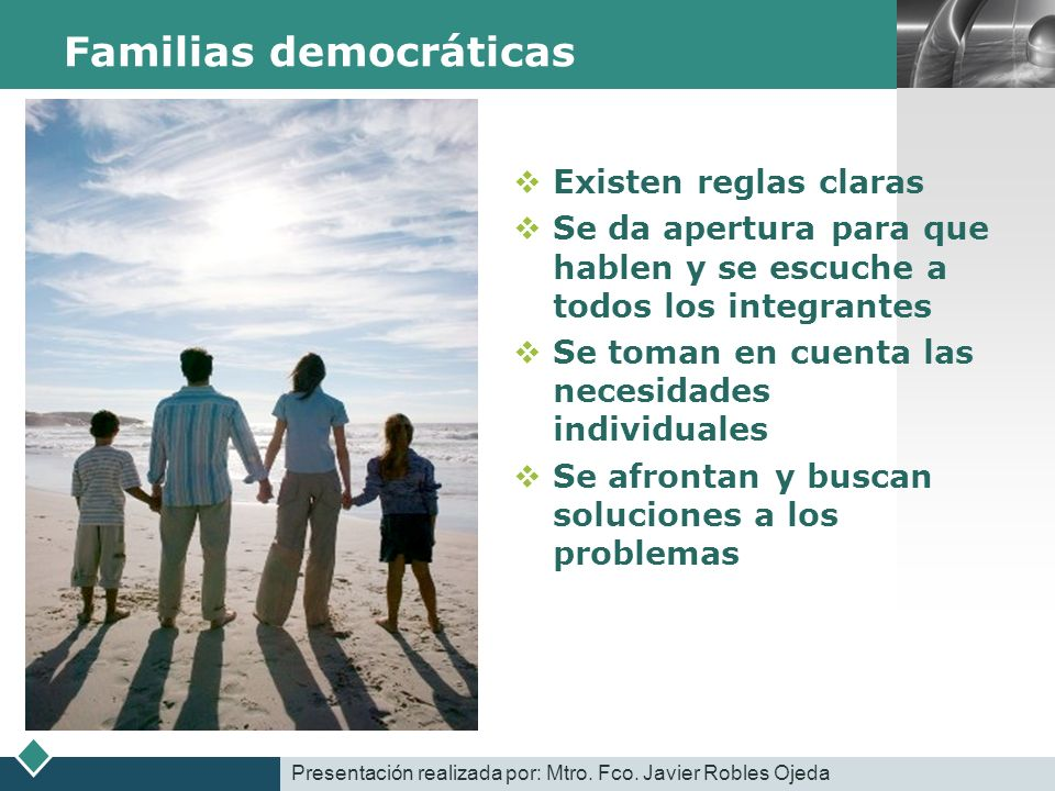 Familias democráticas