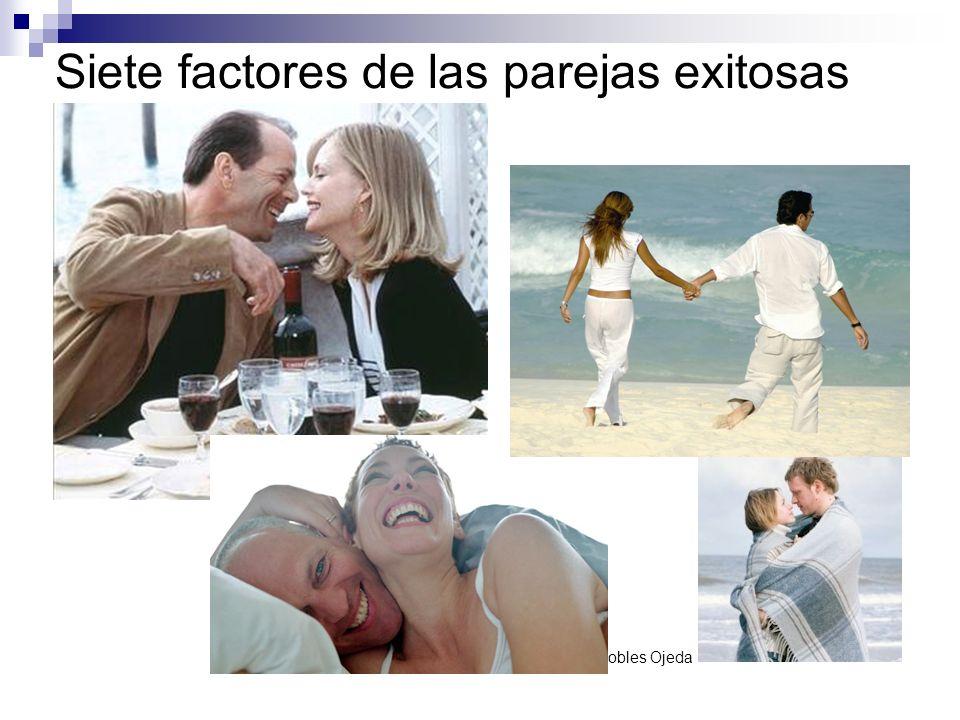 Siete factores de las parejas exitosas