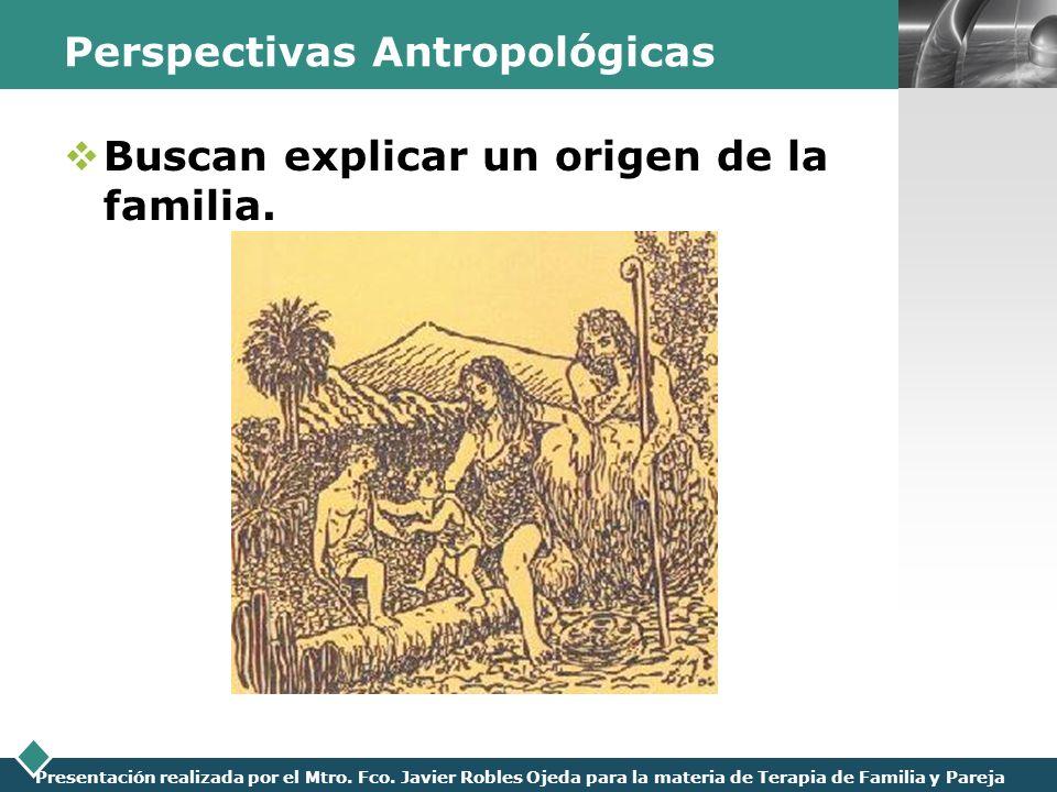 Perspectivas Antropológicas