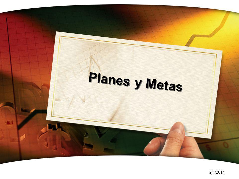 Planes y Metas 3/24/2017