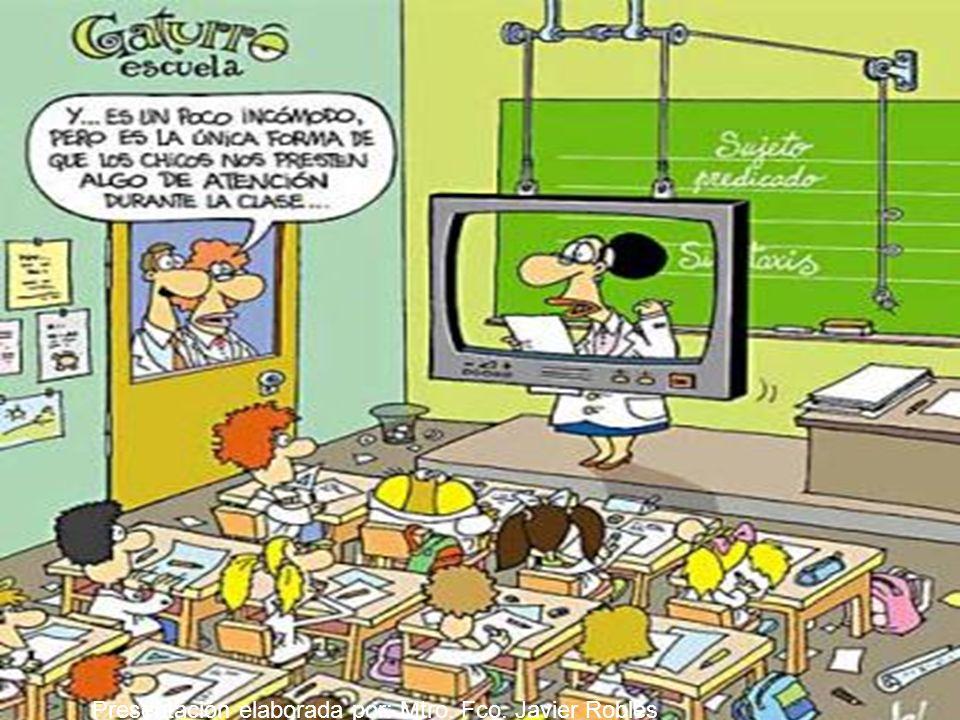 Presentación elaborada por: Mtro. Fco. Javier Robles