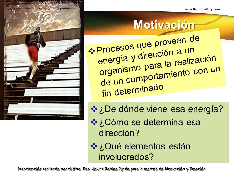 www.themegallery.com Motivación.