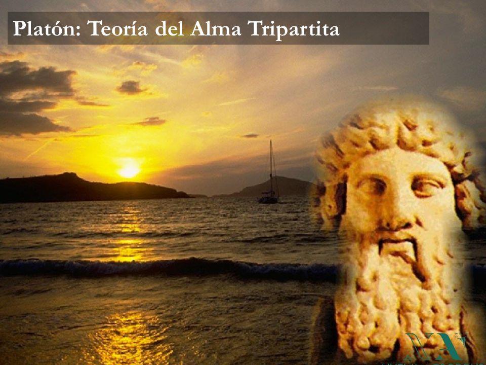 Platón: Teoría del Alma Tripartita
