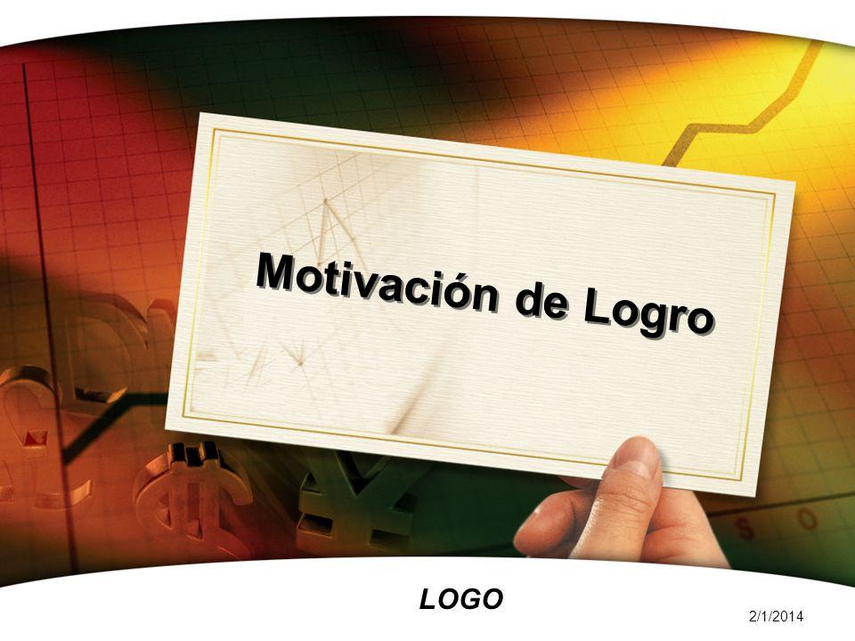Motivación de Logro 3/24/2017