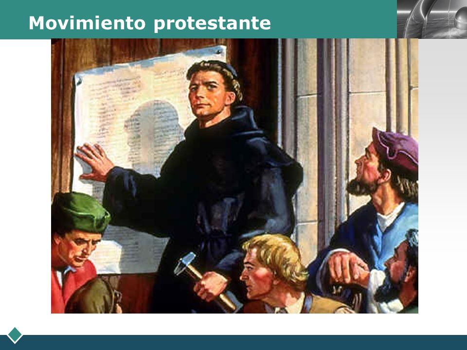 Movimiento protestante