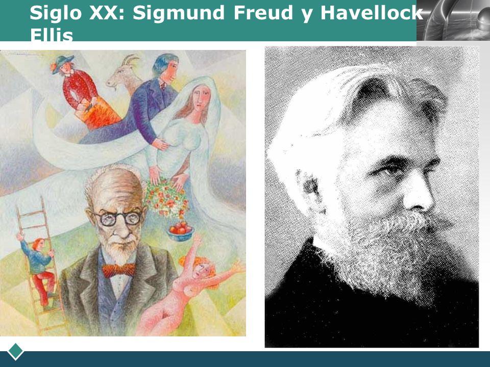 Siglo XX: Sigmund Freud y Havellock Ellis