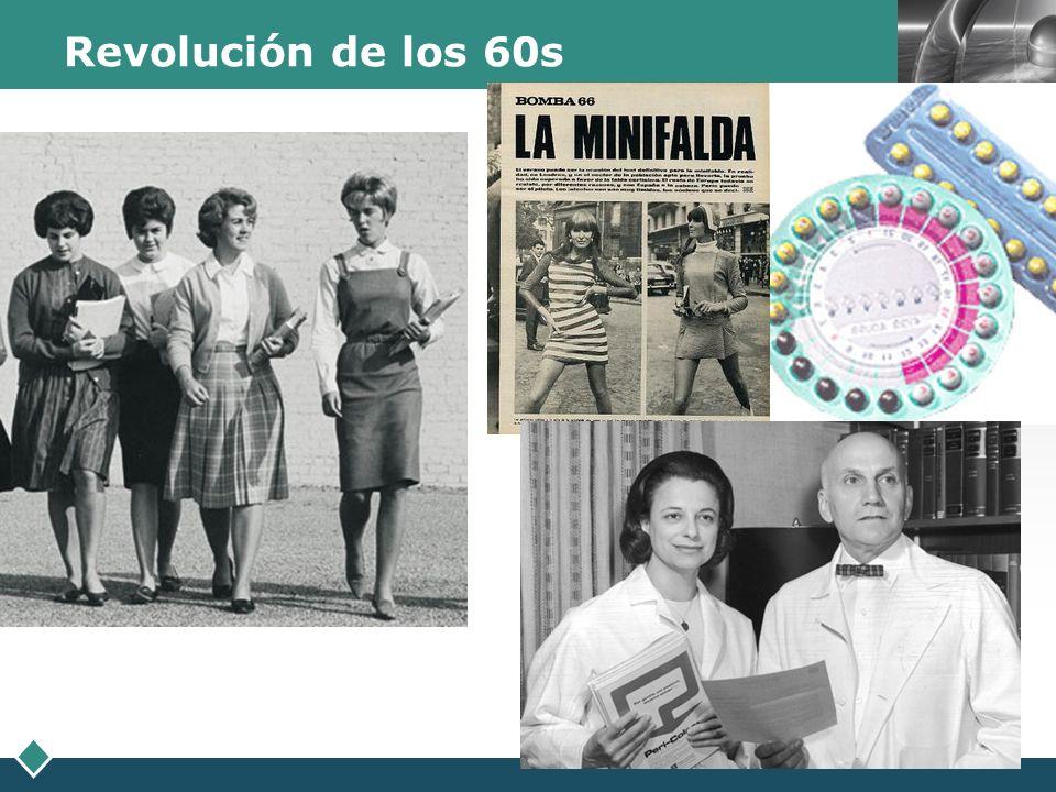 Revolución de los 60s