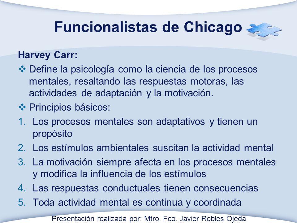 Funcionalistas de Chicago