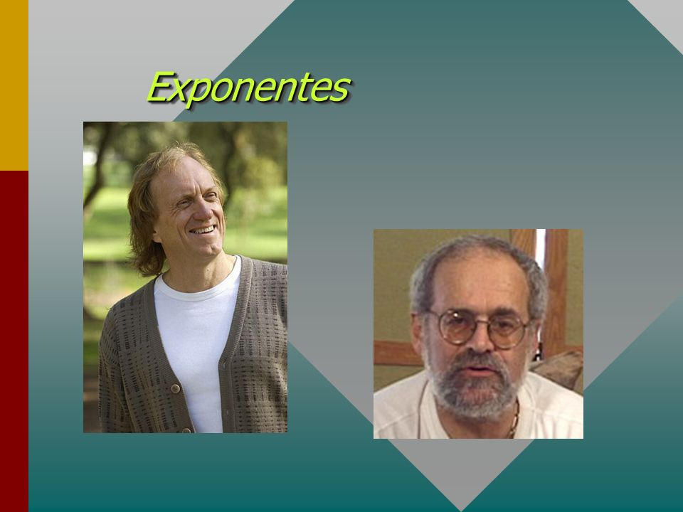 Exponentes
