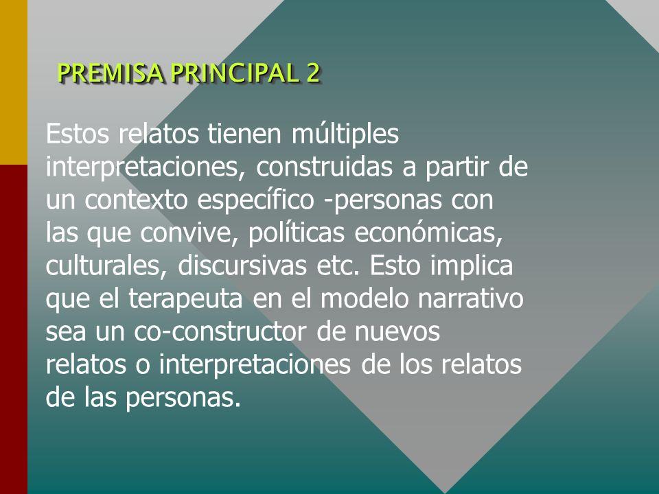 PREMISA PRINCIPAL 2