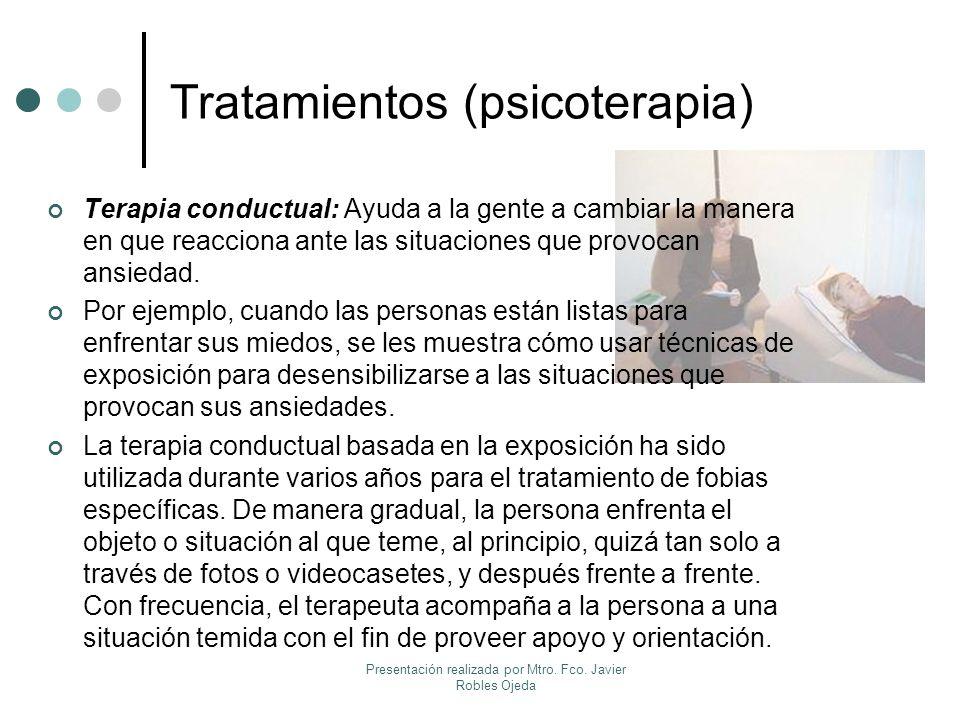 Tratamientos (psicoterapia)