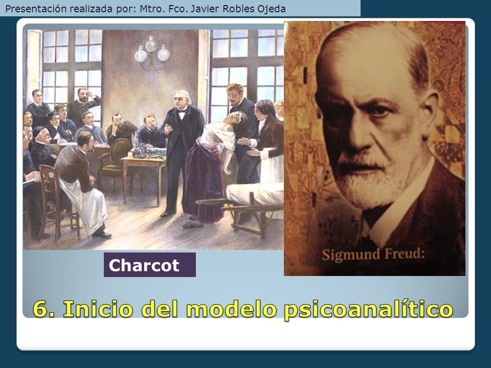 6. Inicio del modelo psicoanalítico