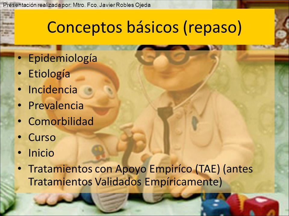 Conceptos básicos (repaso)
