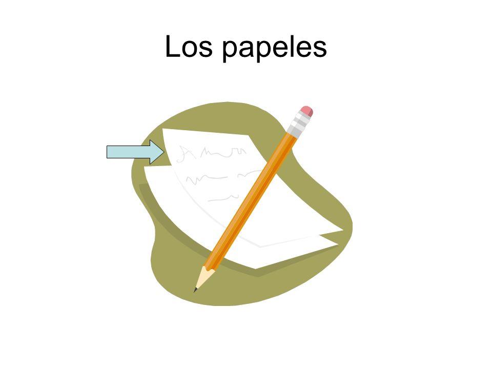 Los papeles