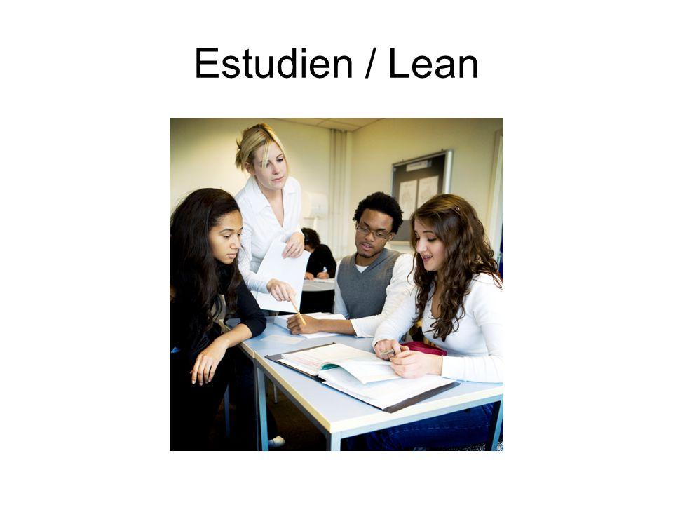 Estudien / Lean