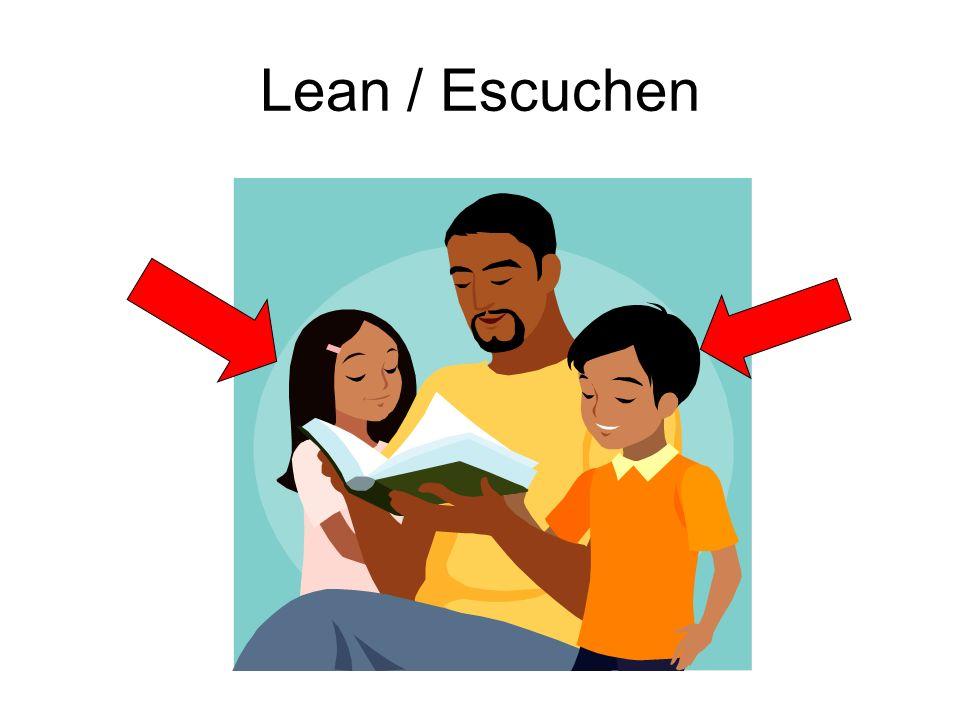 Lean / Escuchen