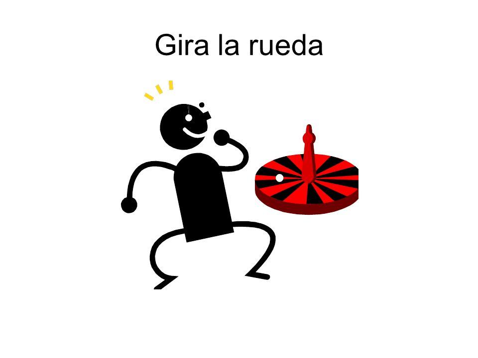 Gira la rueda