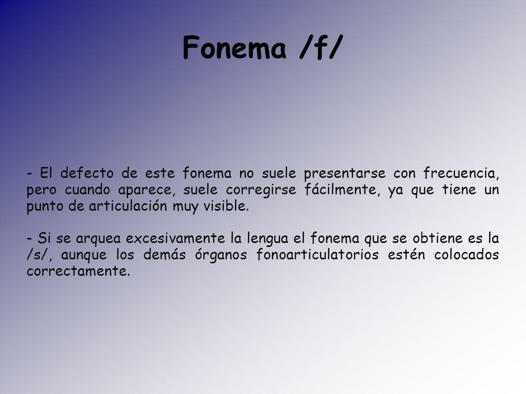 Fonema /f/
