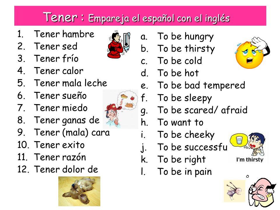que significa en espanol