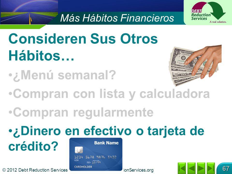 Más Hábitos Financieros