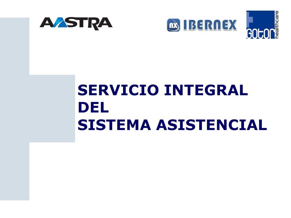 SERVICIO INTEGRAL DEL SISTEMA ASISTENCIAL