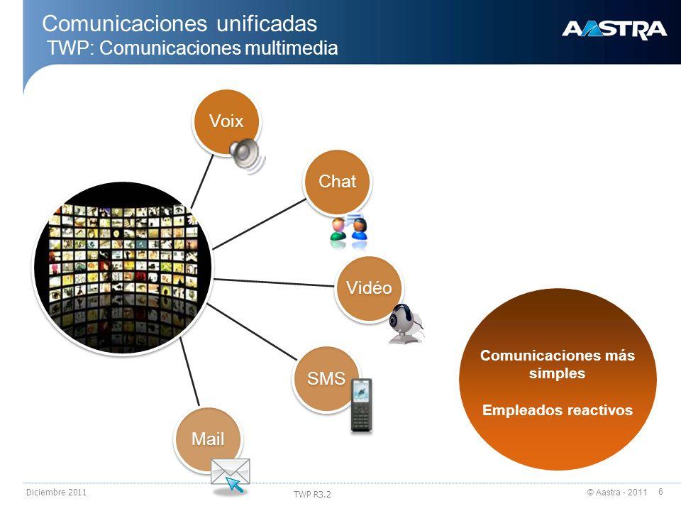 Comunicaciones más simples