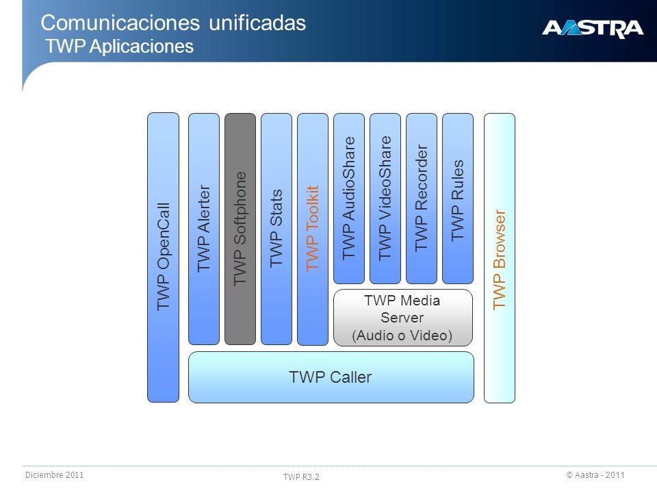 TWP Media Server (Audio o Video)