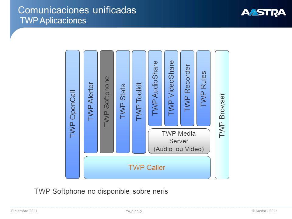 TWP Media Server (Audio ou Video)