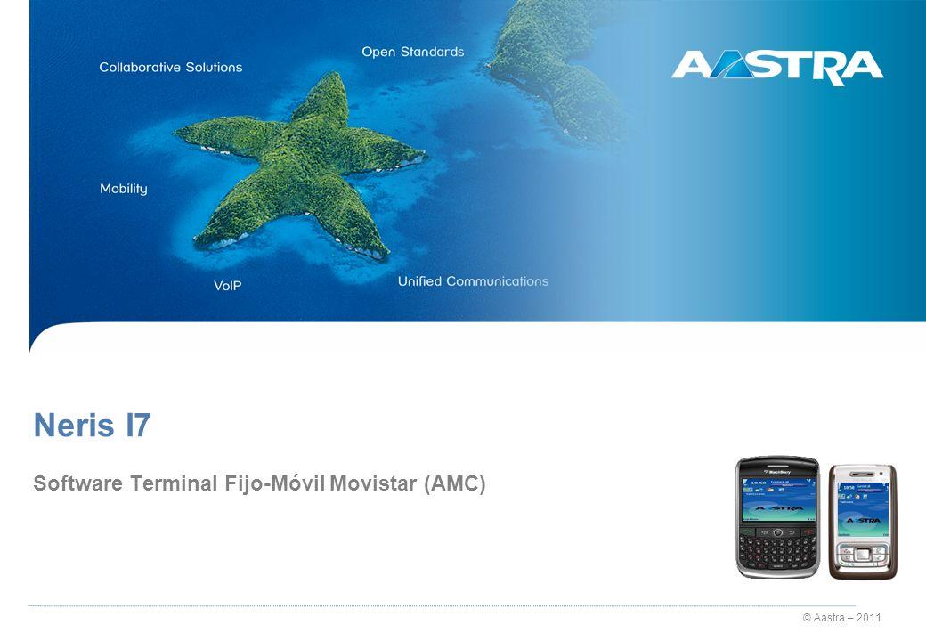 Software Terminal Fijo-Móvil Movistar (AMC)