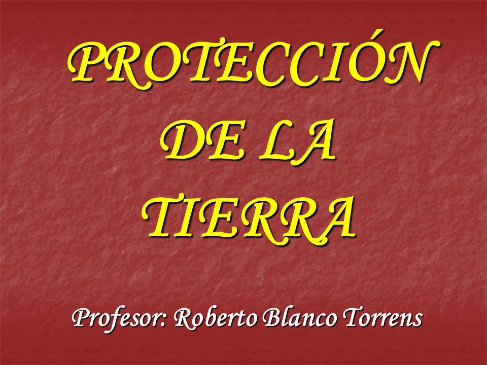 Profesor: Roberto Blanco Torrens