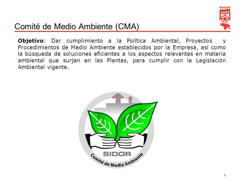 Comité de Medio Ambiente (CMA)