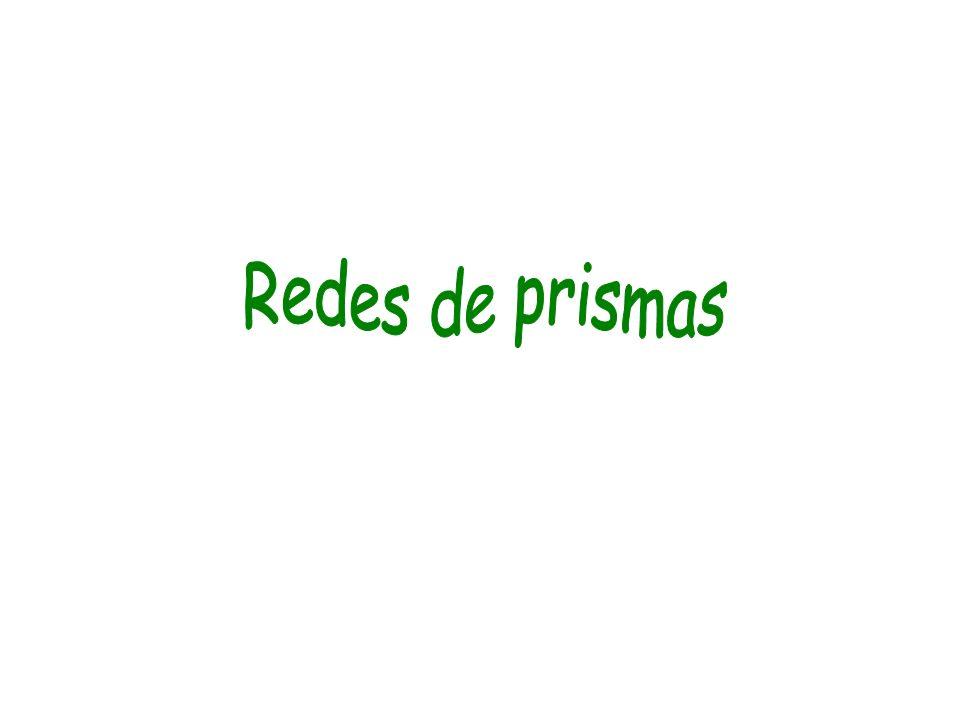 Redes de prismas