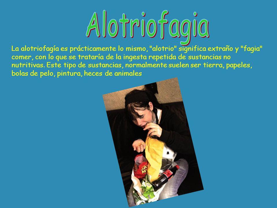Alotriofagia