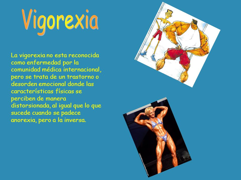 Vigorexia