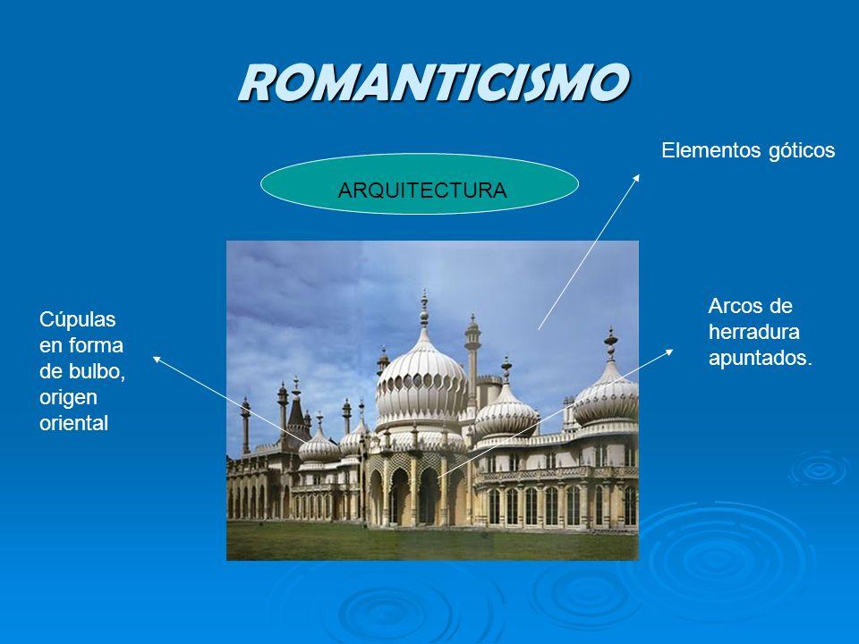 Temas de arte ppt descargar Romanticismo arquitectura
