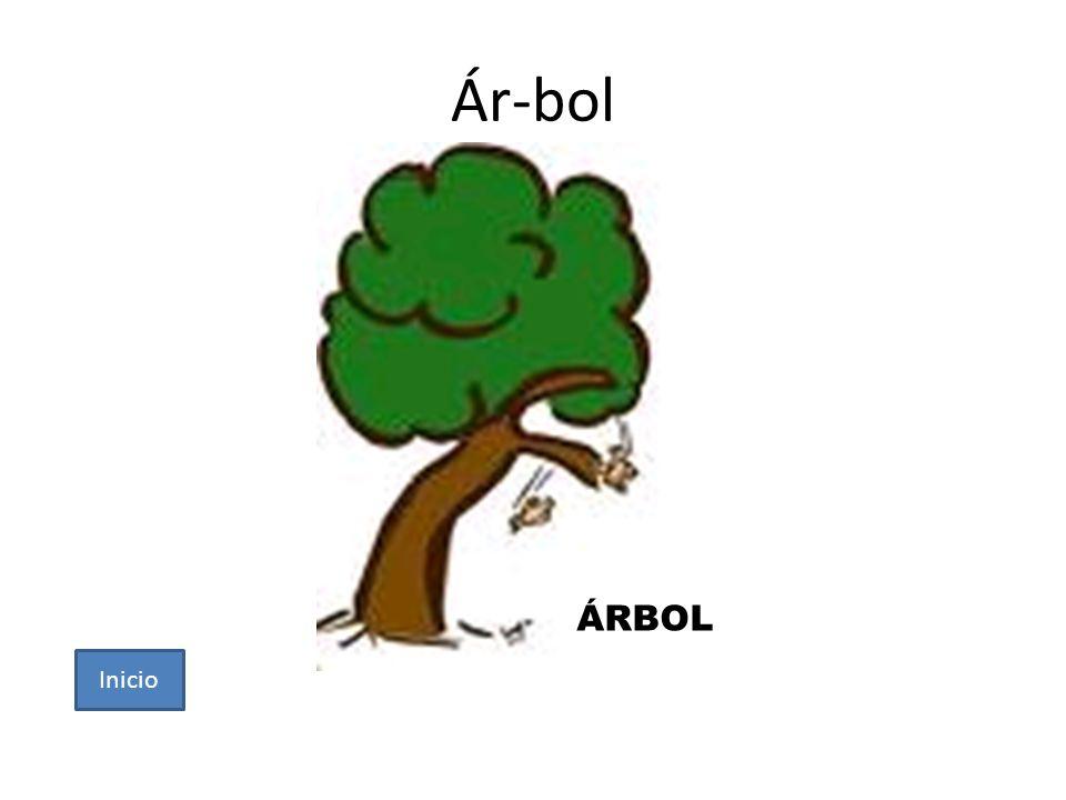 Ár-bol ÁRBOL Inicio