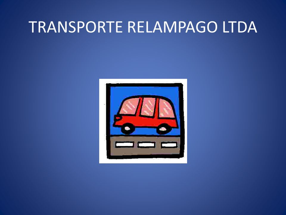 TRANSPORTE RELAMPAGO LTDA