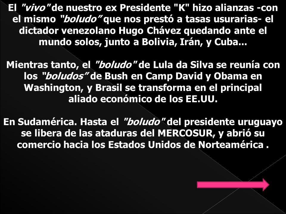 aliado económico de los EE.UU.