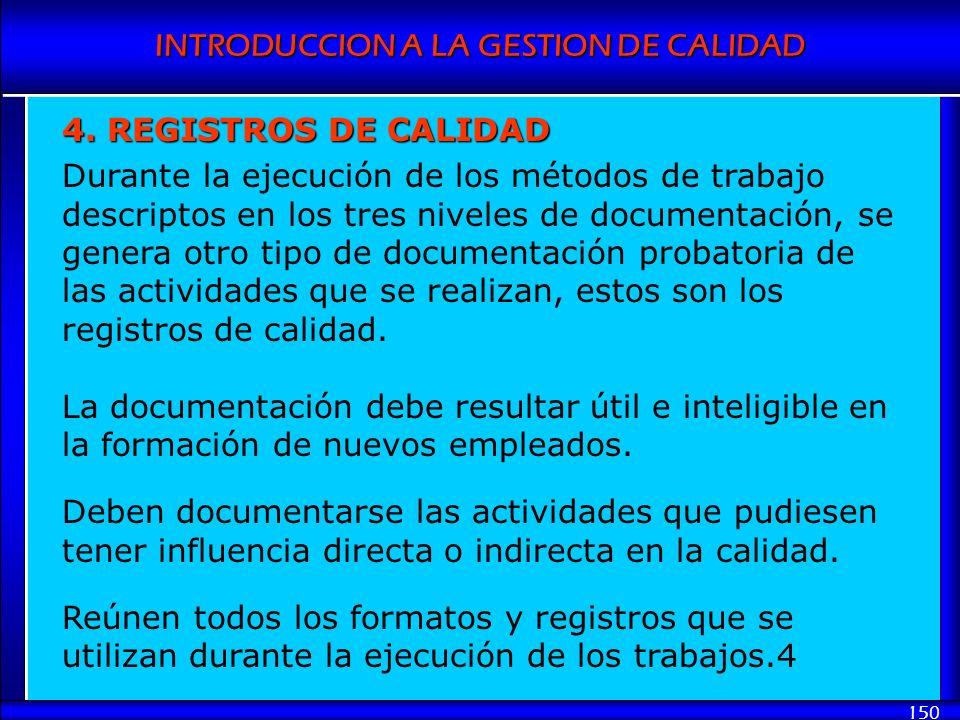 4. REGISTROS DE CALIDAD
