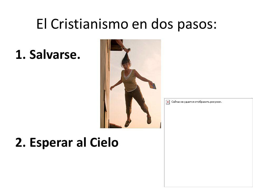 El Cristianismo en dos pasos:
