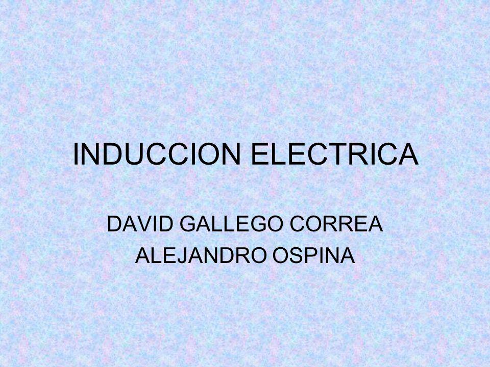DAVID GALLEGO CORREA ALEJANDRO OSPINA