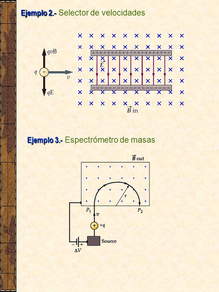 Ejemplo 2.- Selector de velocidades