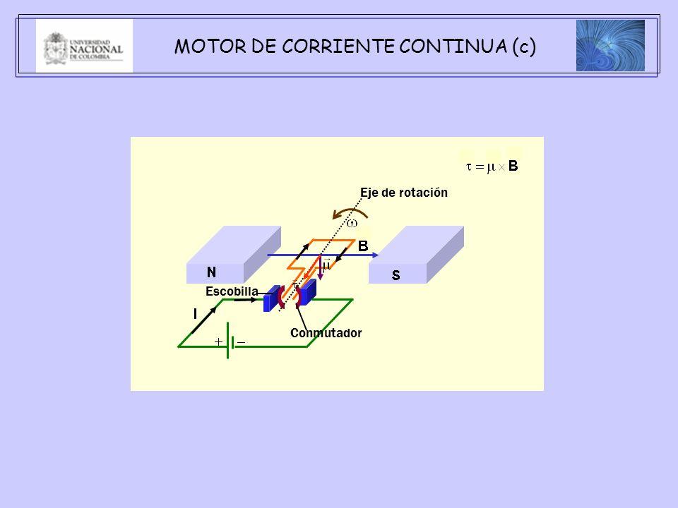 MOTOR DE CORRIENTE CONTINUA (c)
