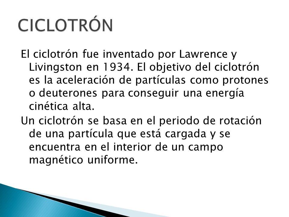 CICLOTRÓN