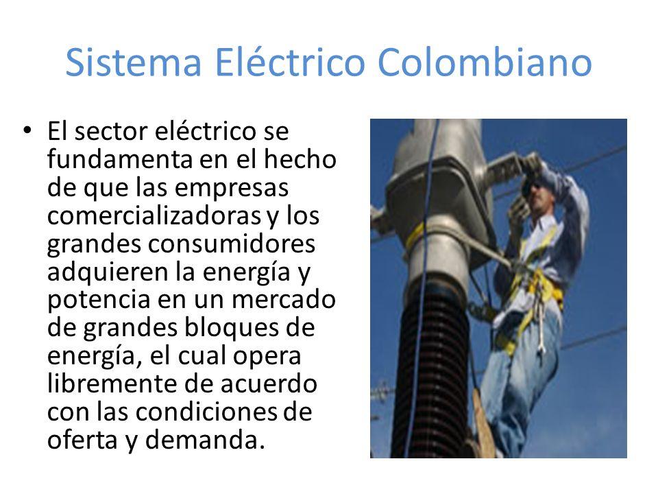 Sistema Eléctrico Colombiano